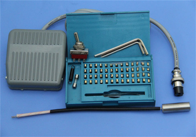 accessories of tabletop letter ribbon thermal  printing mach