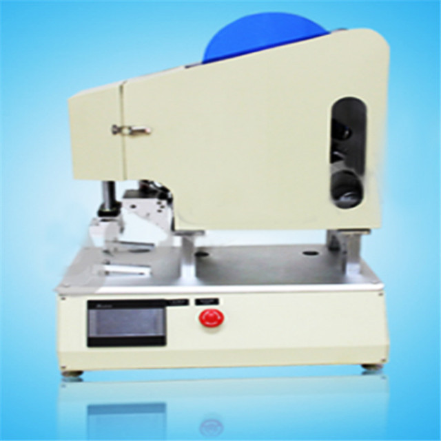 high precision semi automatic plane surface labelling machine for hardware electronics plastic articles custom labelling equipment labeller