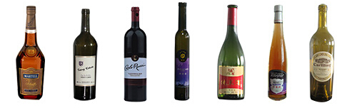 applications of red wine bottles labeling machine.jpg