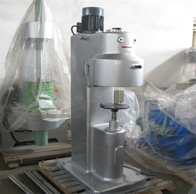 metal cans sealing machines semi automatic manual milk powder food packaging containers sealer equipment seaming machinery