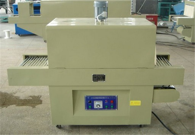 front view of heat tunnel shrink wrapping machine.jpg