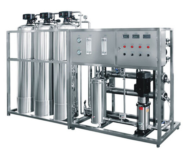 stainless steel reverse osmosis treatment industrial water purification filtration systems 500L-3000LPH water purifier filter equipment