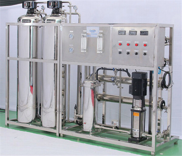 reverse osmosis treatment industrial water purification syst